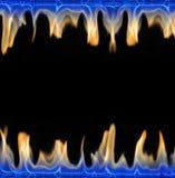 Рамка пожара Стоковые Изображения RF