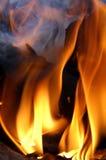 рамка пожара Стоковые Изображения