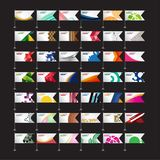 Рамка предпосылки абстрактная Предпосылка серого цвета вектора цвет Стоковая Фотография