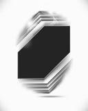 рамка предпосылки футуристическая Стоковые Фотографии RF