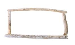 Рамка панорамы смещения деревянная Стоковое Фото