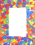 Рамка прямоугольника Стоковые Фото