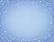 рамка рождества звёздная иллюстрация вектора