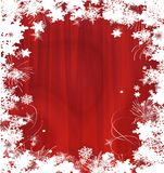 рамка рождества Стоковые Фото