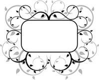 рамка скручиваемостей иллюстрация вектора