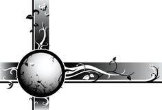 рамка соплеменная Стоковое Фото