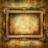 рамка старая Стоковая Фотография