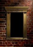 Рамка стены и антиквариата Стоковые Фото