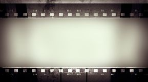 Рамка фильма Grunge с космосом для текста или изображения Стоковая Фотография RF