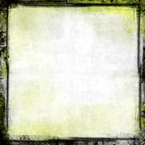 рамка фона grungy Стоковое Изображение RF