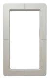 Рамка фото - изолированная на белой предпосылке Стоковое Изображение RF