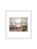 рамка фото изолированная с путем клиппирования для украшает, интерьер, Стоковая Фотография