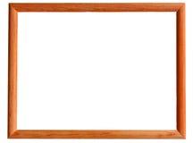 Рамка фото сбора винограда изолированная на белой предпосылке Стоковые Фото