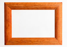 Рамка фото сбора винограда изолированная на белой предпосылке Стоковые Изображения RF