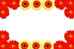 рамка цветка предпосылки иллюстрация штока
