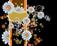 рамка цветков бесплатная иллюстрация