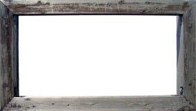 рамка деревянная Стоковые Фотографии RF