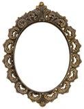 рамка antique богато украшенный Стоковое Изображение RF