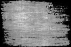 Рамка grunge искусства Стоковое Фото