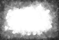 Рамка Grunge - элементы дизайна Стоковая Фотография