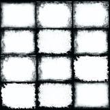 Рамка Grunge Стоковое фото RF