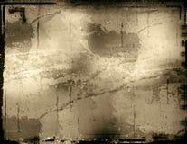 рамка grungy Стоковая Фотография