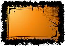 рамка halloween Стоковые Фотографии RF