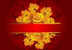 рамка halloween Стоковое Изображение