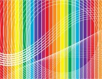 рамка multicolor иллюстрация вектора