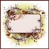 рамка varicolored Стоковое Фото