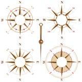 Рамки компаса иллюстрация вектора