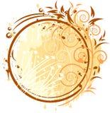 рамки круглые Стоковые Изображения