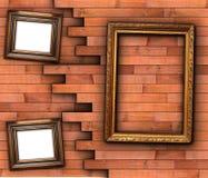 Рамки на фоне для вашего сообщения Стоковая Фотография