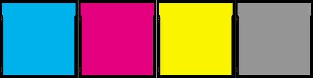 рамки пленки Стоковые Изображения RF