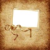рамки предпосылки штемпелюют викторианец Стоковое фото RF