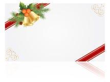 рамки рождества Стоковое Изображение RF