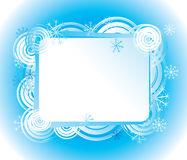 рамки рождества Стоковое фото RF