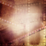 Рамки фильма Стоковое Фото
