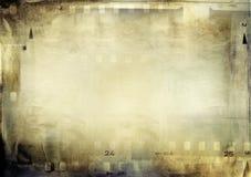 Рамки фильма Стоковое Изображение