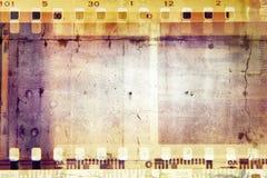 Рамки фильма Стоковое фото RF