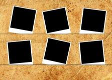 Рамки фото Стоковое фото RF