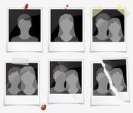 Рамки фото Стоковые Изображения