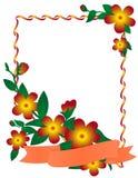 рамки цветка Стоковые Фото