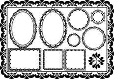 Рамки Стоковые Фотографии RF