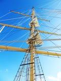 Рангоут кораблей Стоковая Фотография RF