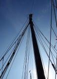 Рангоут корабля Стоковое Изображение