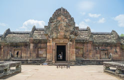 Ранг Prasat Phanom стоковое изображение rf