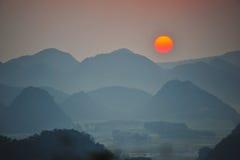 Раннее утро vallige Стоковое фото RF