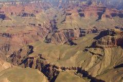 Рано утром, в гранд-каньоне Стоковое Изображение RF