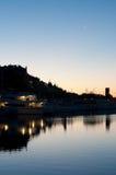 Рано утром в Стокгольме стоковое изображение